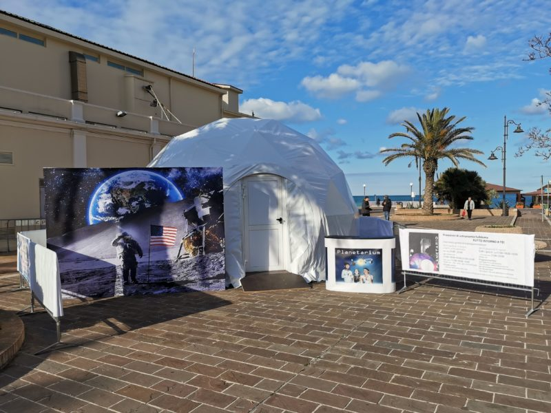 Planetario di Porto Recanati – Programmazione Maggio 2019